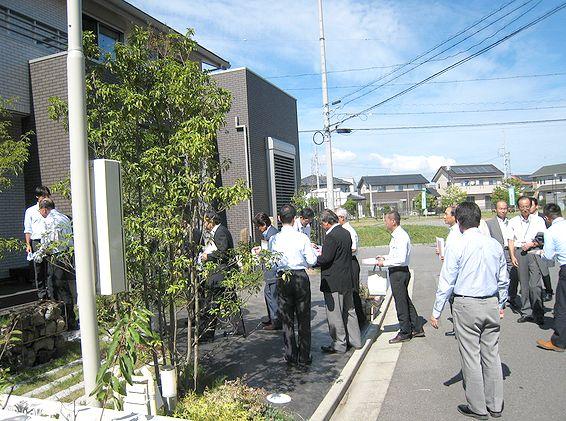 三重県住宅生協モデルハウス