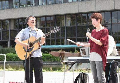 歌の練習HP