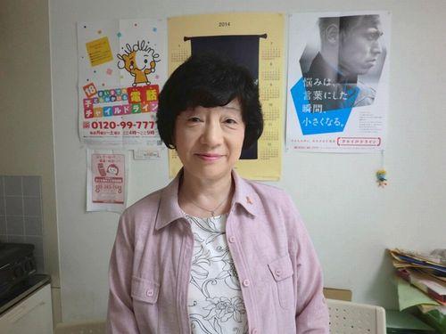 画像:小林純子さん