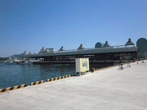 画像02:気仙沼魚市場