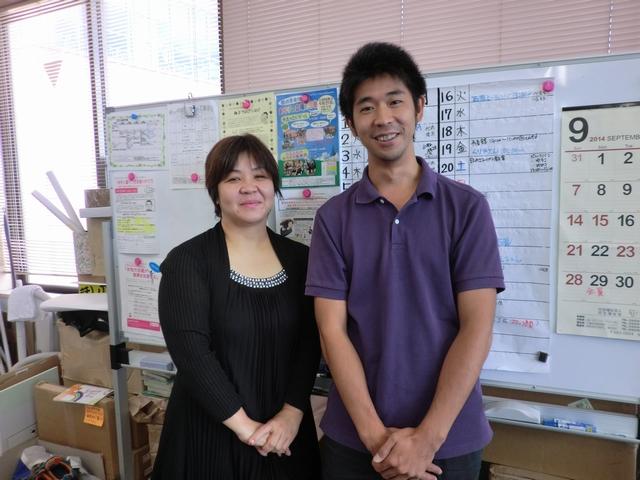 兼子さんと渡部さん